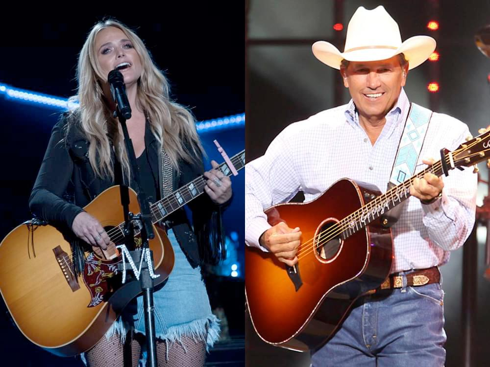 ACM Awards to Feature Collaborations: George Strait & Miranda Lambert; Eric Church & Ashley McBryde; FGL & Jason Aldean + More