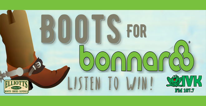 Boots for Bonnaroo