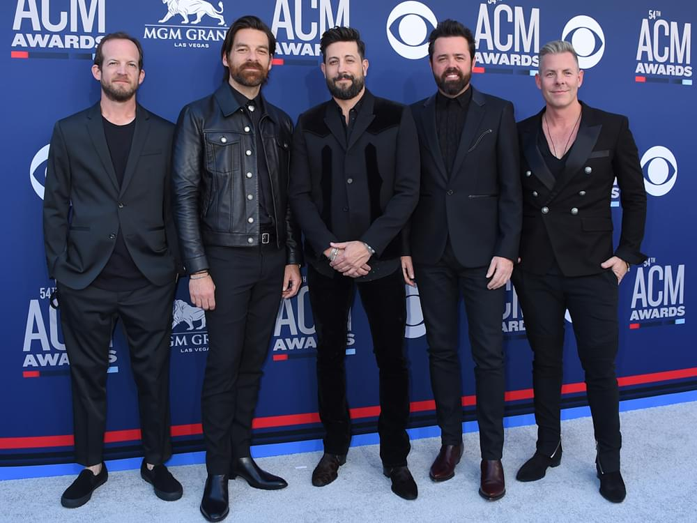 a7f8654c4b54 Old Dominion Scores 6th No. 1 Hit on the Billboard Country Airplay Chart  With ""