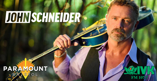 May 31 – John Schneider at Paramount Bristol
