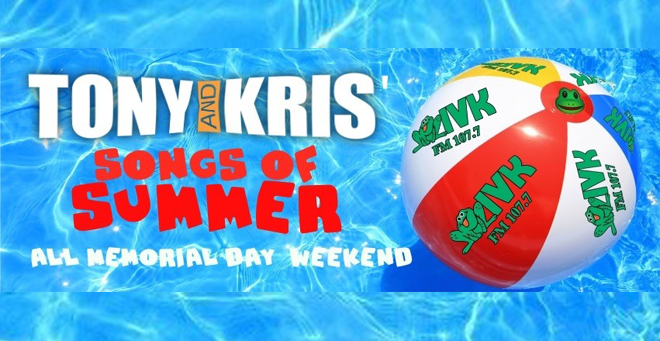 Tony and Kris' Songs of Summer