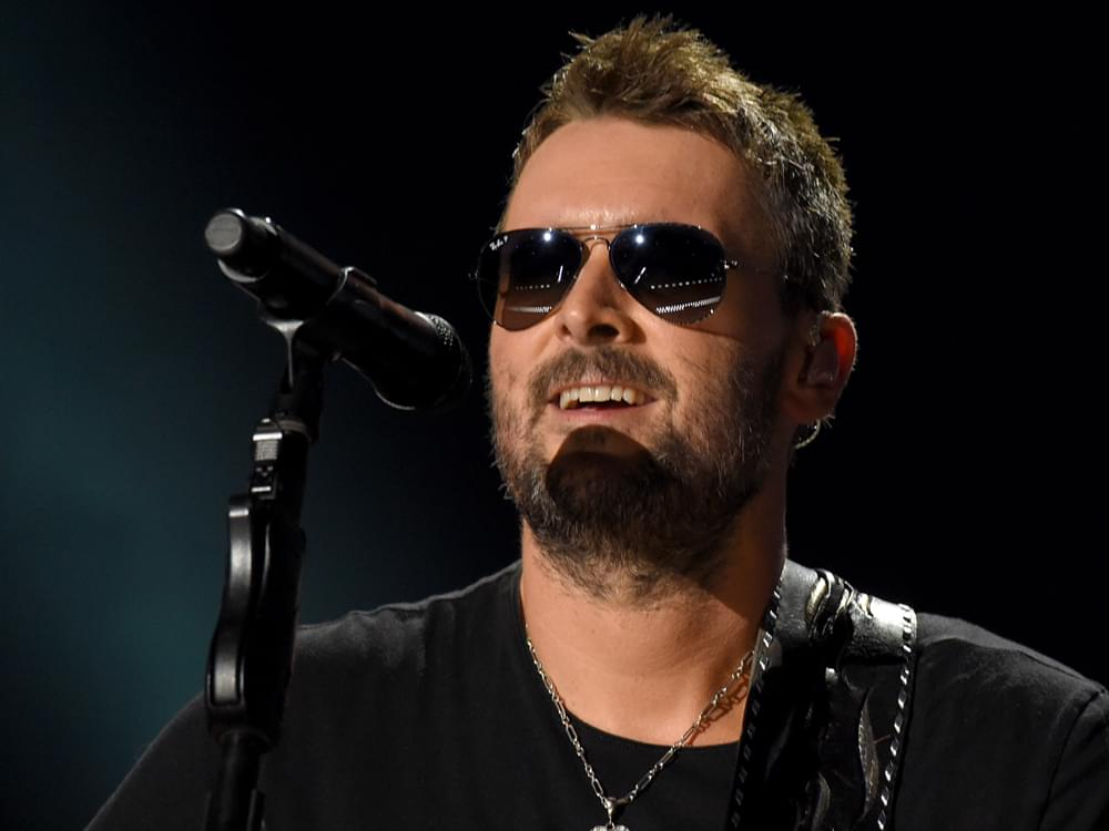 """Eric Church Says Top 5 Hit, """"Some Of It,"""" Almost Wasn't Included on """"Desperate Man"""" Album"""
