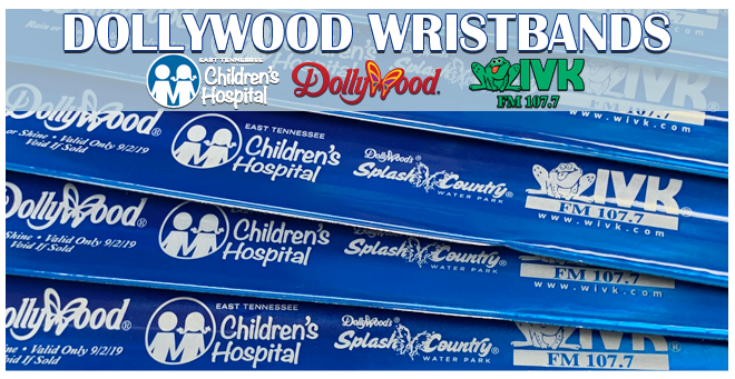 Dollywood Wristbands