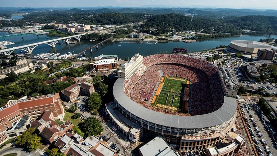 UT to Implement Alcohol Sales at Athletic Events Beginning Sept. 7