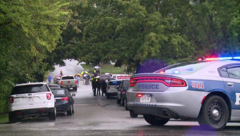 Suspect Dead Officer Injured After Shooting in Knoxville