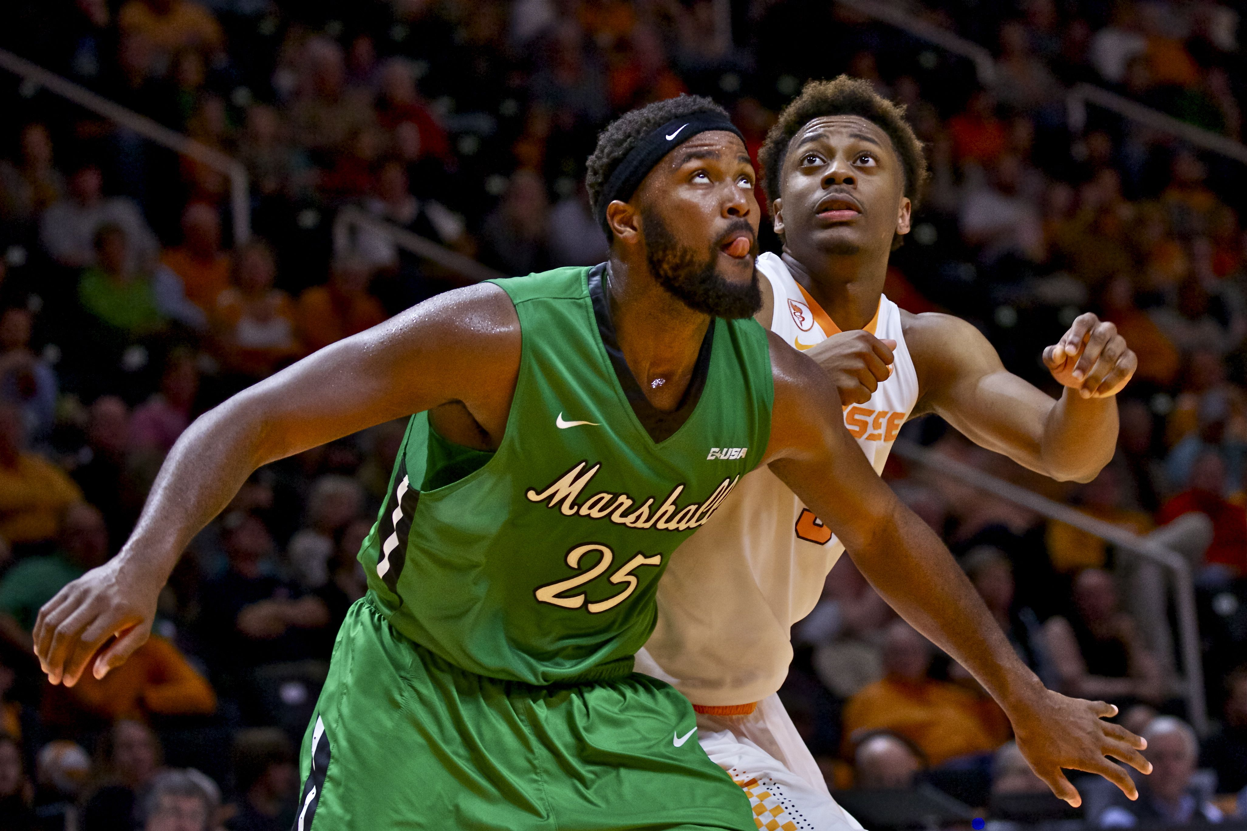 Photo Gallery: Tennessee vs. Marshall Basketball 11-19-15