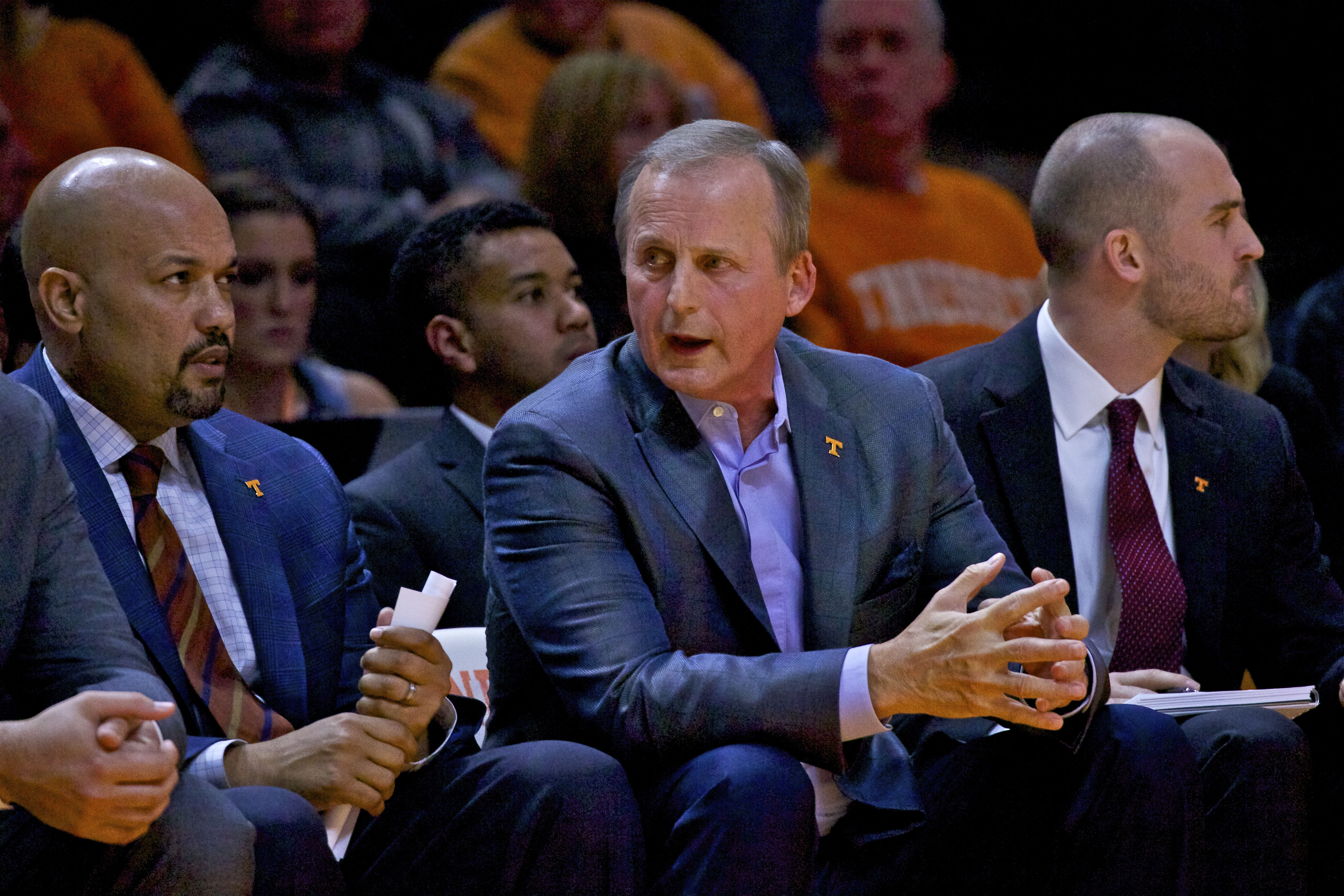 Photo Gallery: Tennessee vs. UNC Asheville Basketball 11-13-15