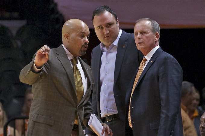Photo Gallery: Tennessee vs. Alabama-Huntsville Exhibition Basketball
