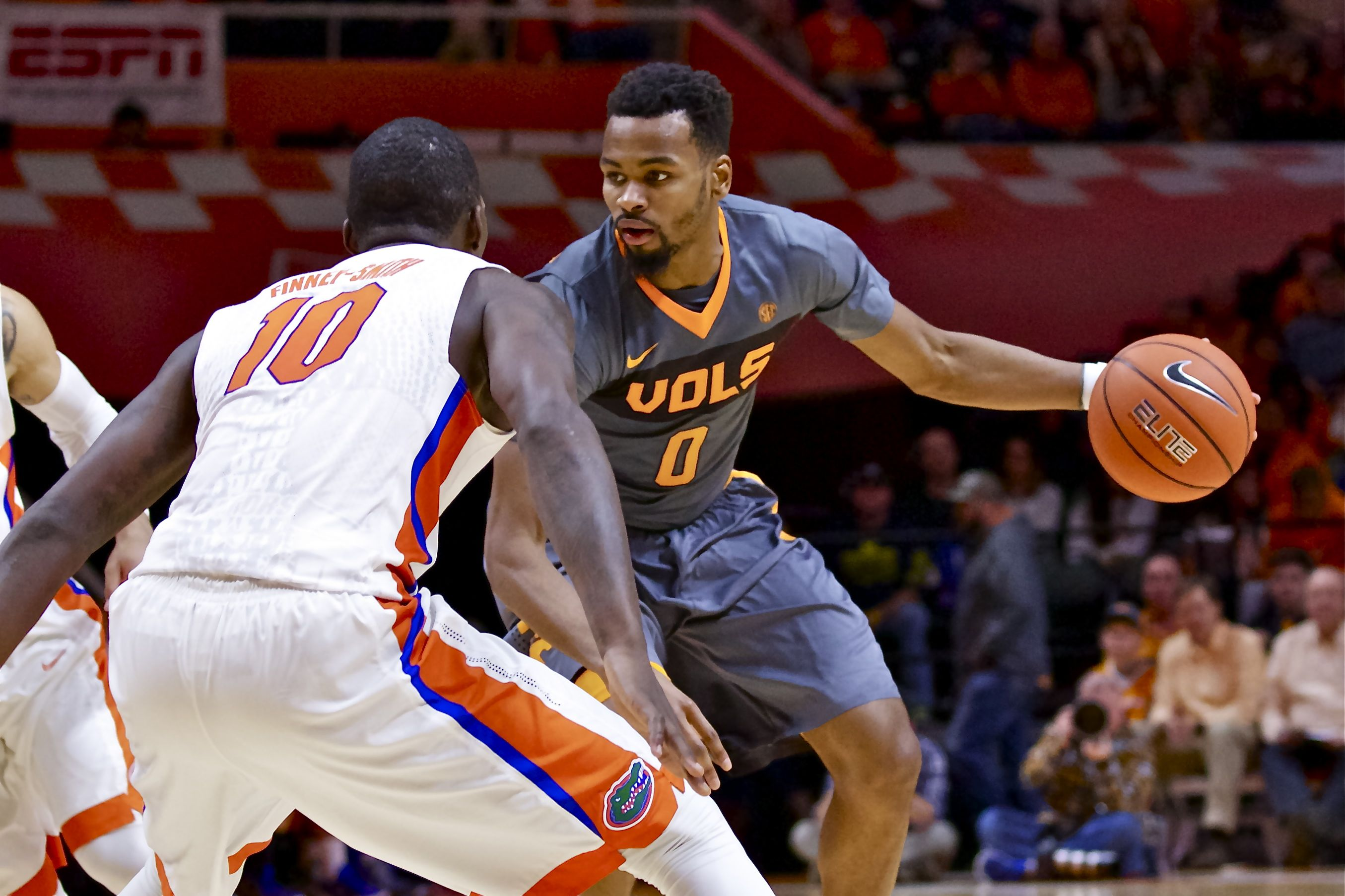 Photo Gallery: Tennessee vs. Florida Basketball Action