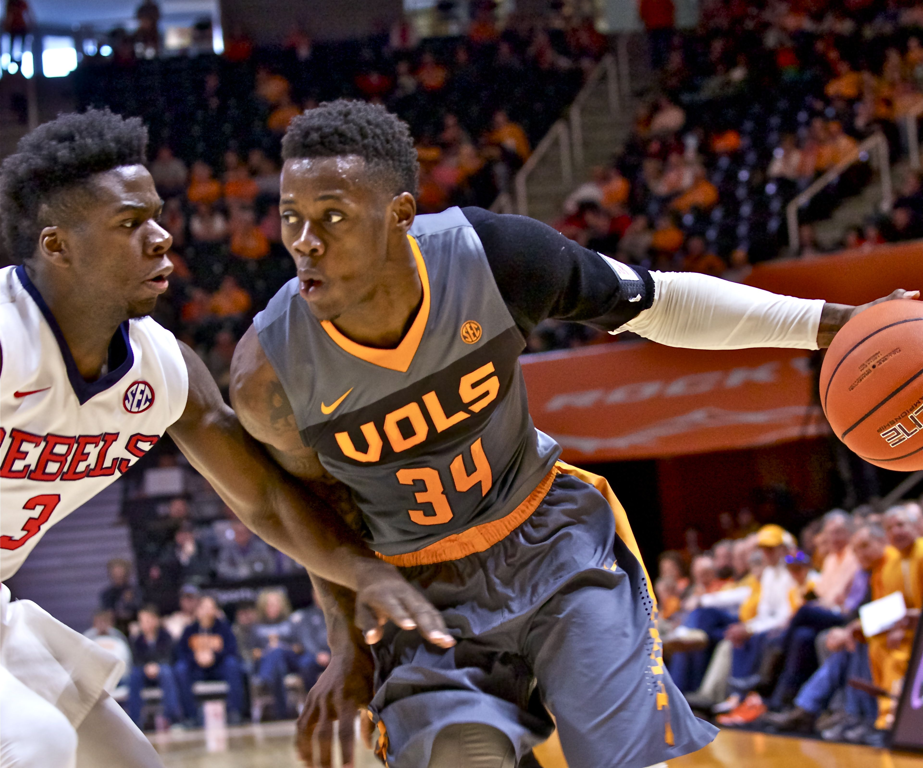 Photo Gallery: Tennessee vs. Ole Miss 3-5-16