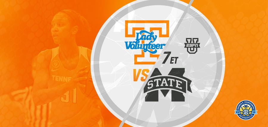 game preview sec tournament semifinals lady vols vs miss state