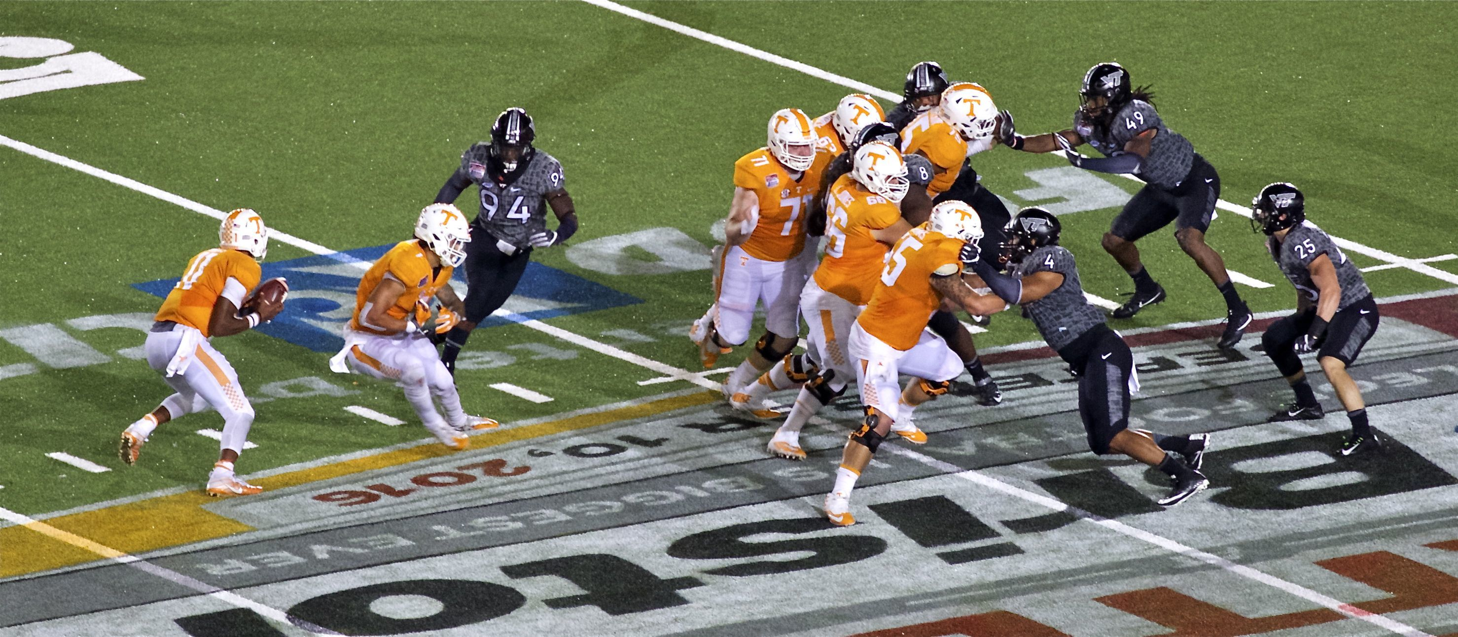 Photo Gallery: Battle at Bristol Game Action