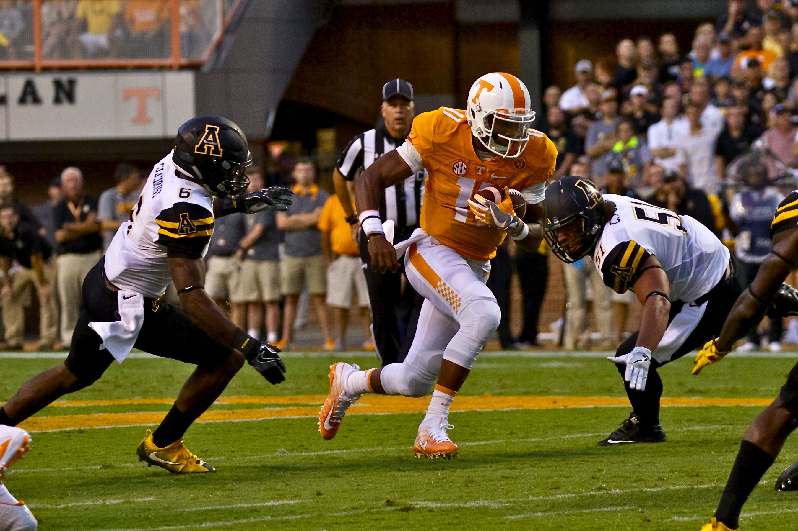 Photo Gallery: Tennessee vs. Appalachian State