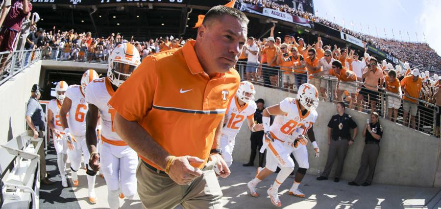 Silverberg: Summarizing the Butch Jones era