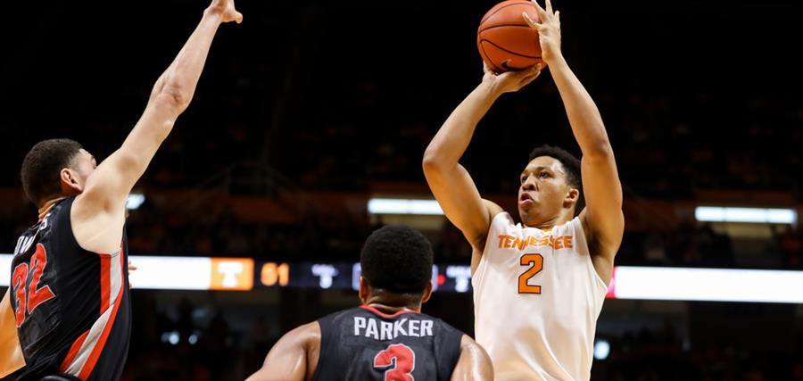 In the Paint: The Vols' Ceiling in the NCAA Tourney