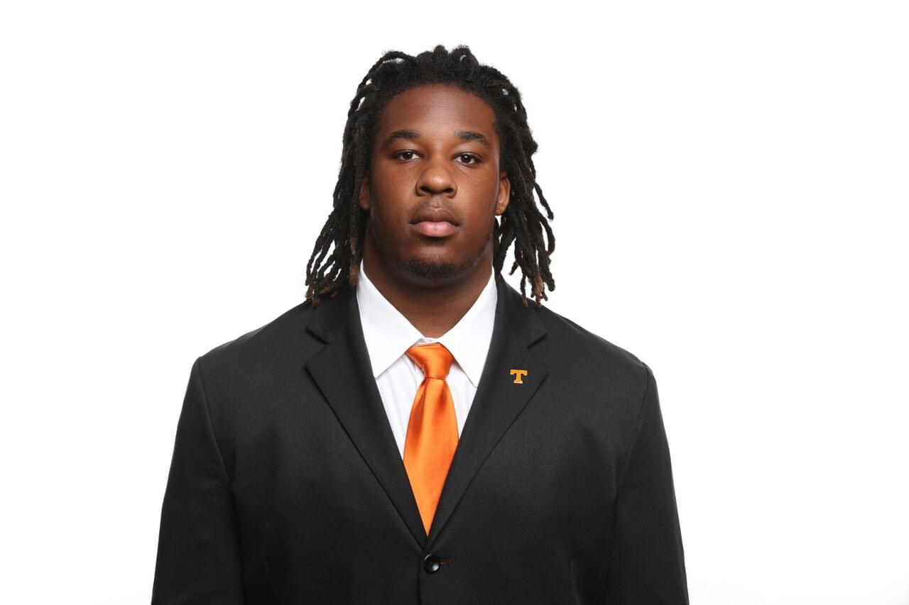 Tennessee DL - Kendal Vickers