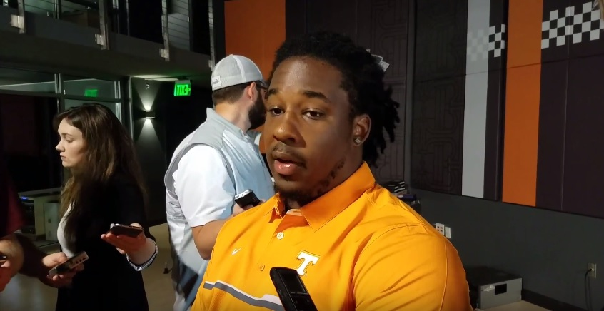 """Video – Kendal Vickers on GT vs. SEC teams: """"They played well against them, so we definitely can't take them lightly"""""""