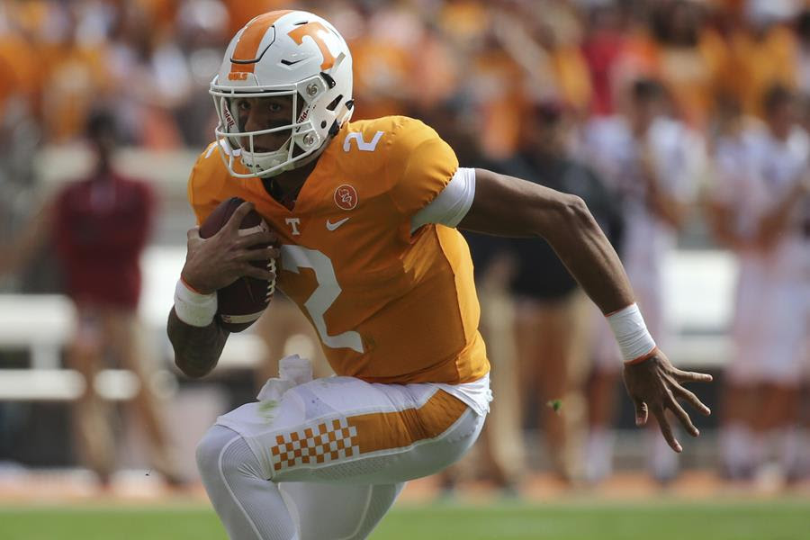 Silverberg: Tennessee needs Guarantano to grow up quickly