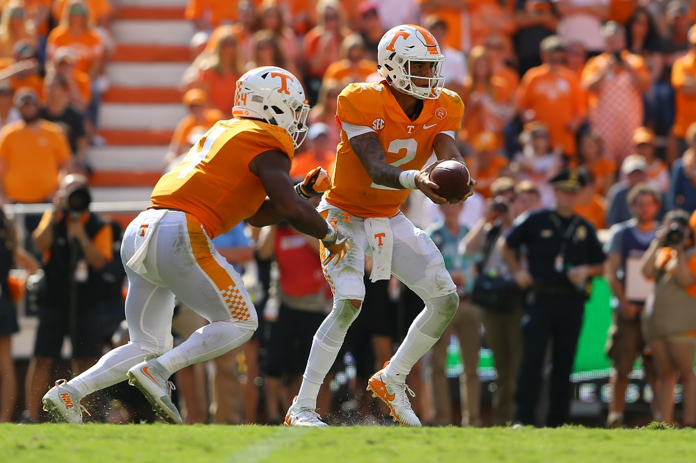 Kelly looking to achieve something at UT that hasn't been done in modern era