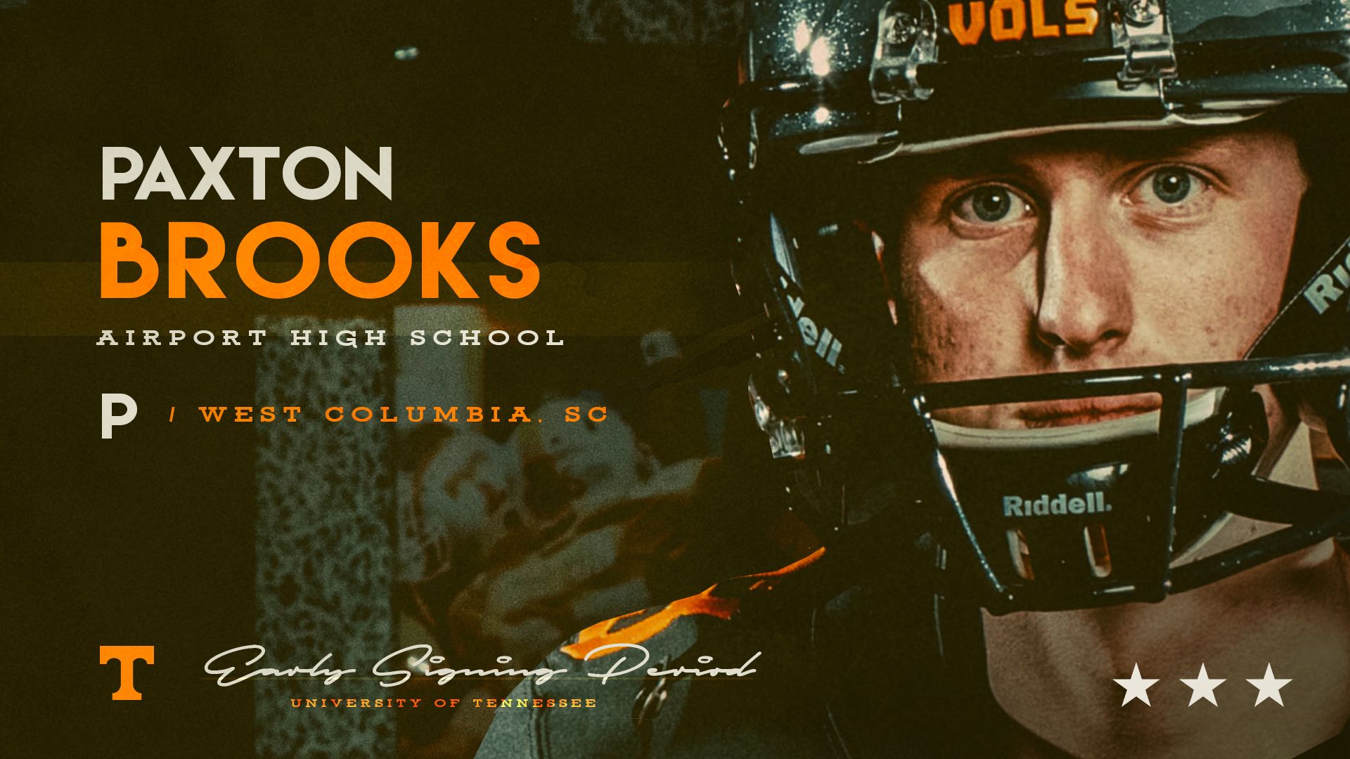 P Paxton Brooks is 2nd to sign with UT in ESP