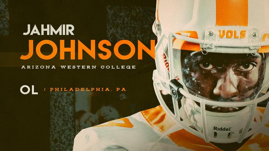 Vols Add JUCO All-American Johnson, Finish with 14 Early Signees