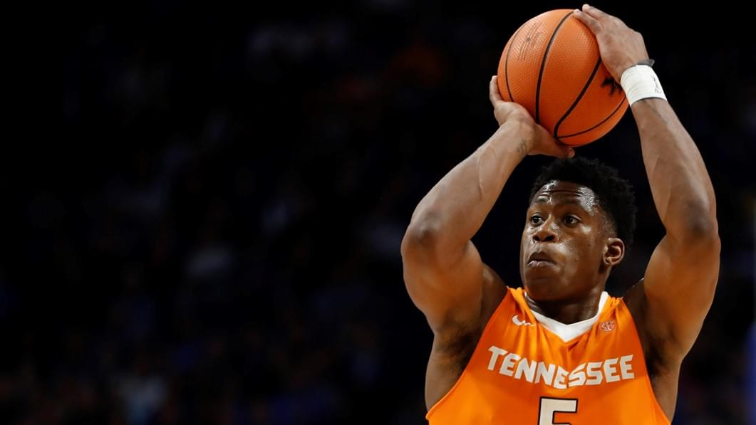 Tennessee's Basketball Team Continues to Surprise, Impress