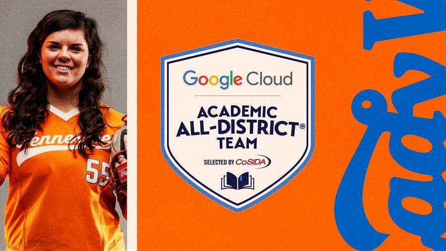 Gregg Selected to Google Cloud Academic All-District Team
