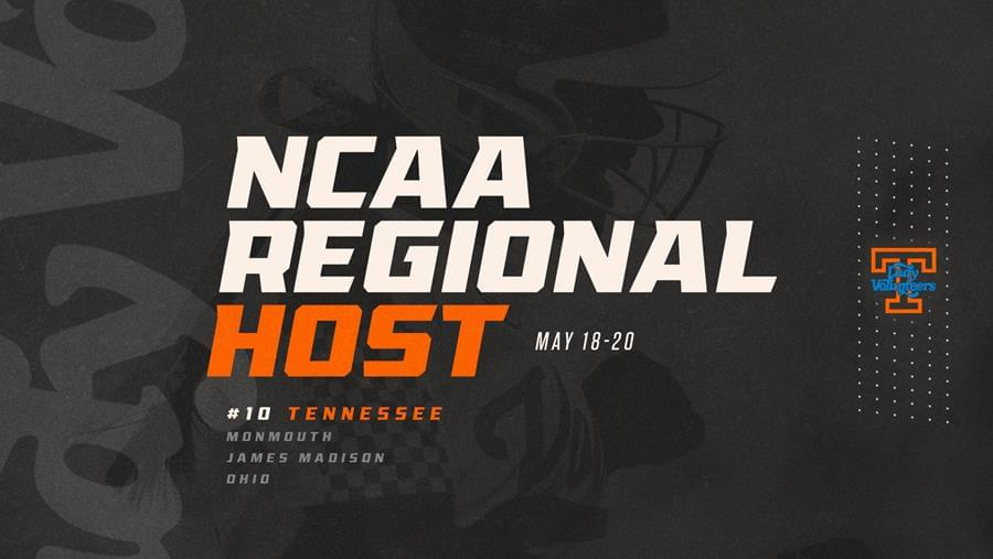 Lady Vols Earns No. 10 National Seed in NCAA Tournament