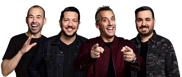 Win tickets to see truTV's Impractical Jokers in Knoxville