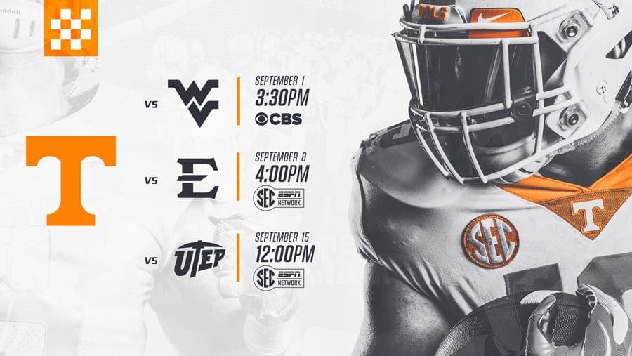ETSU, UTEP game times and broadcast info set