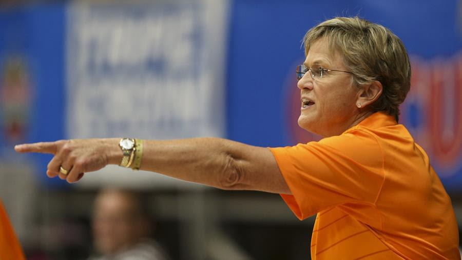Interview with Holly Warlick at SEC Spring Meetings