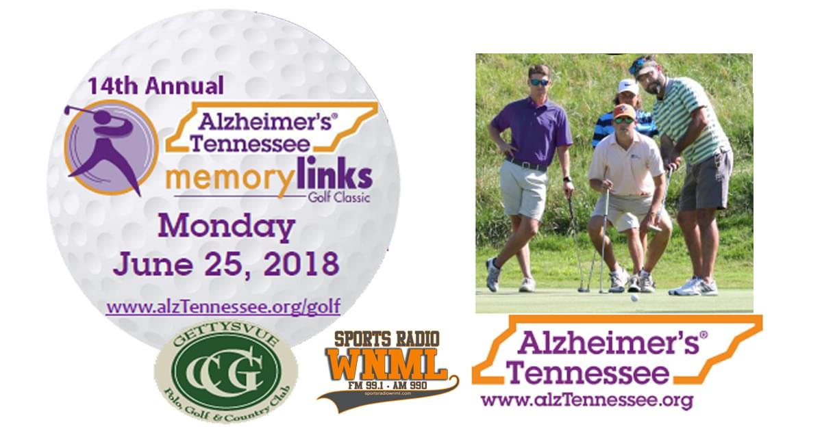 Alzheimer's Tennessee Memory Links Golf Classic