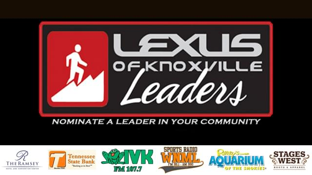 Nominate a Lexus Leader