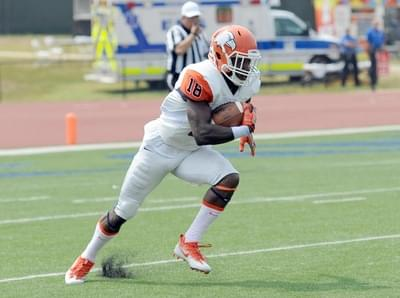 Cain's Corner: C-N All-American Back in Mix for NFL Gig