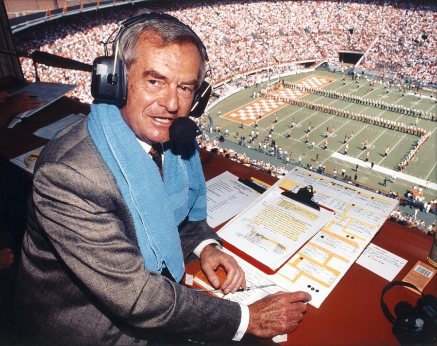 Tennessee Has Lost the Indelible John Ward