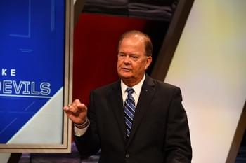 "Cutcliffe on Ward: ""I learned something on attention to detail."""