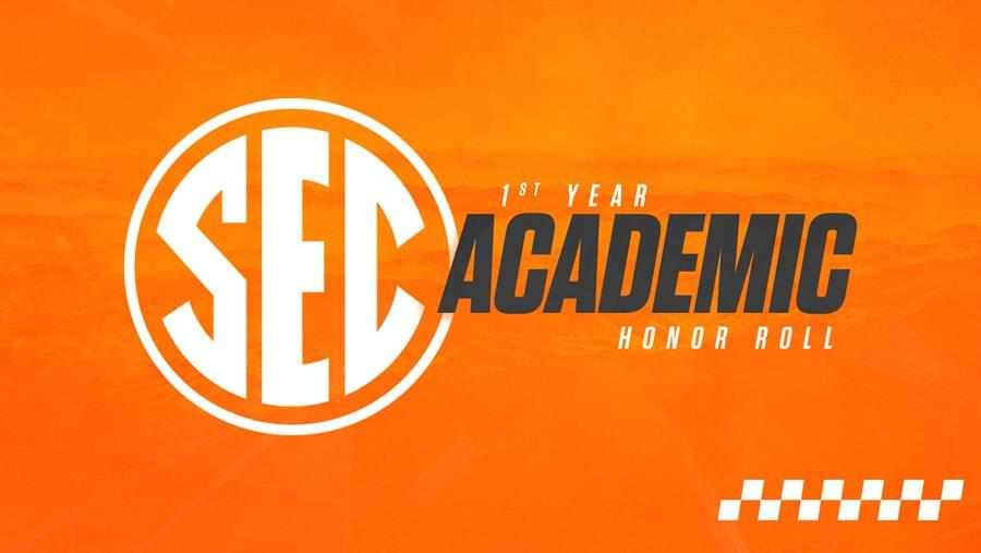 UT Puts 66 On SEC First-Year Academic Honor Roll