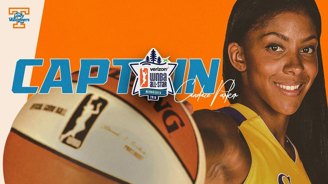 Parker Chosen as WNBA All-Star Captain