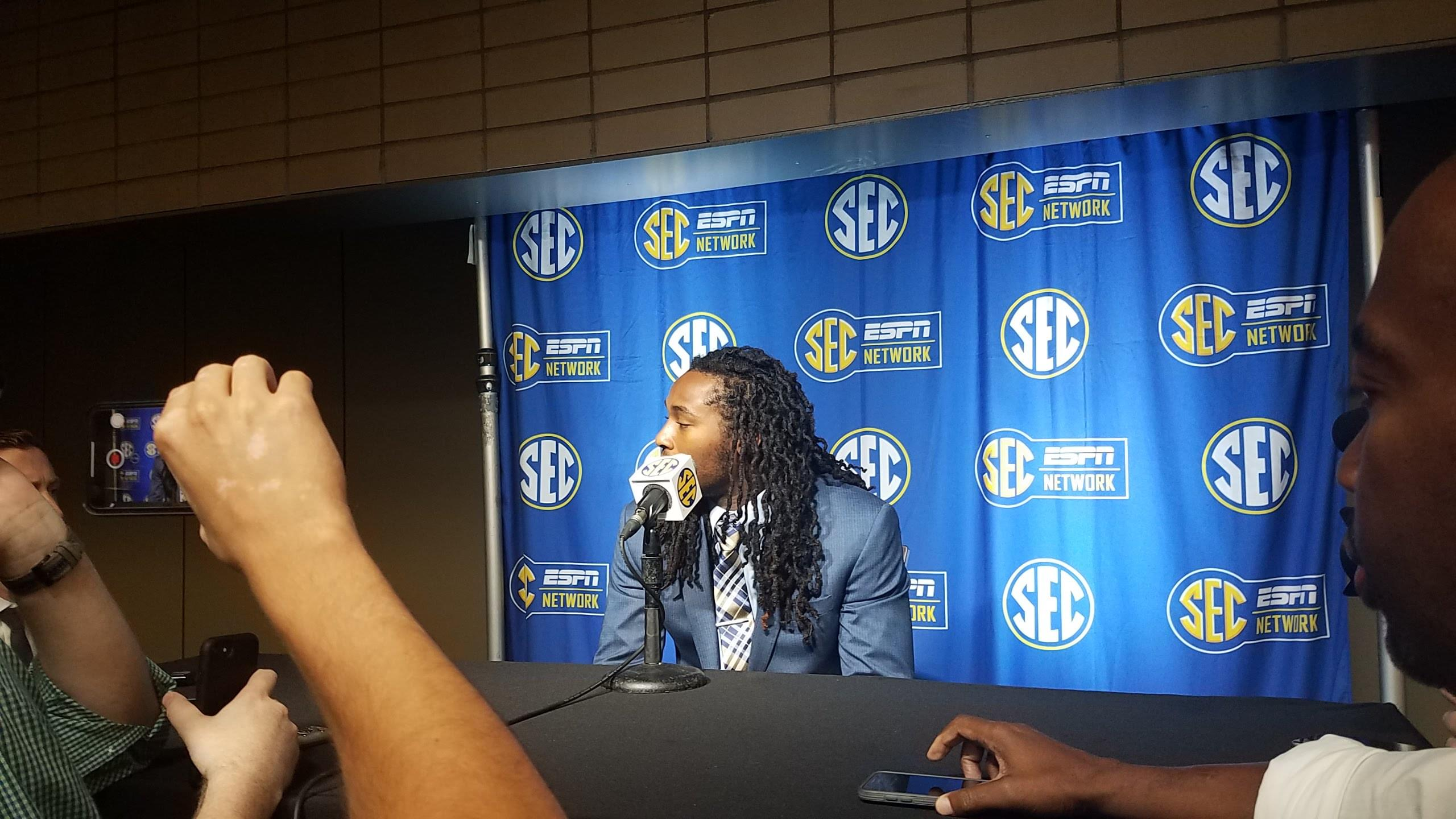 Audio: 1-on-1 w/Marquez Callaway plus 3 other #SECMD18 interviews