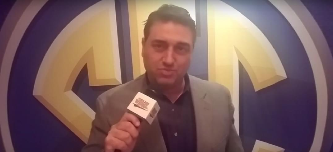 Video: 99.1 The Sports Animal #SECMD18 Day 3 recap