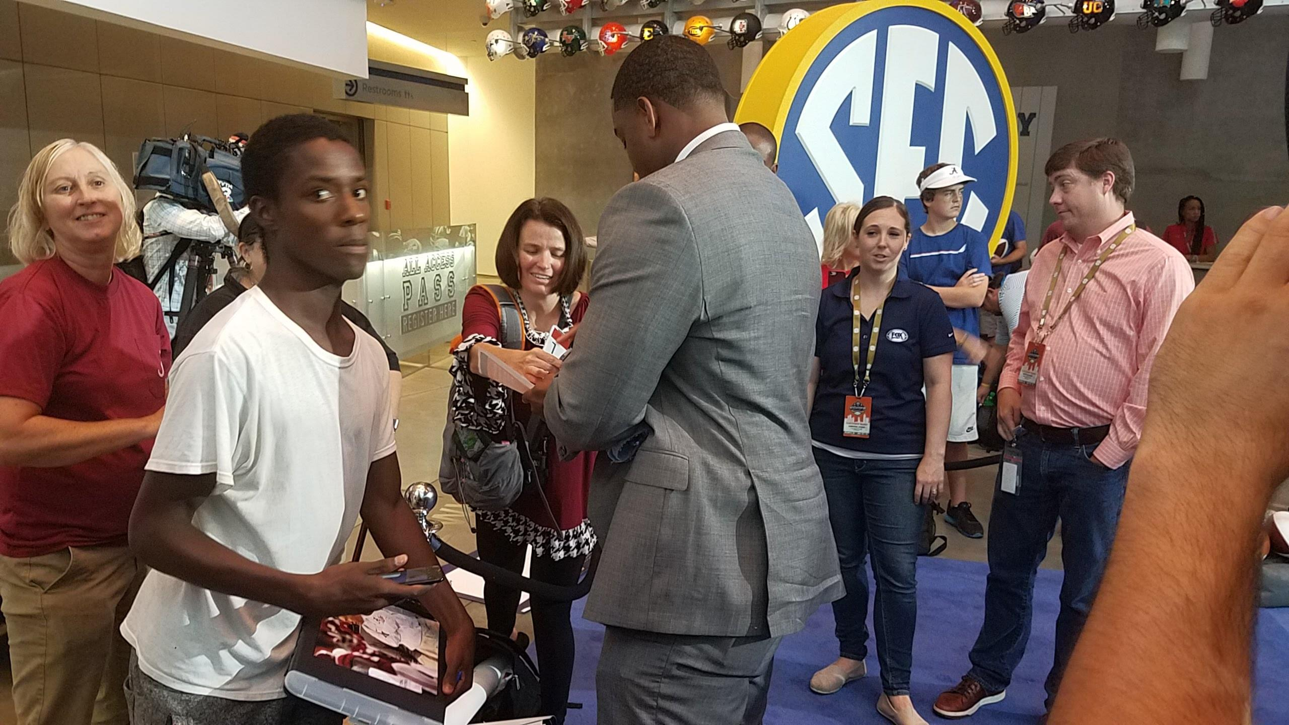 Vince's View: Images of the scenes and teams at #SECMD18