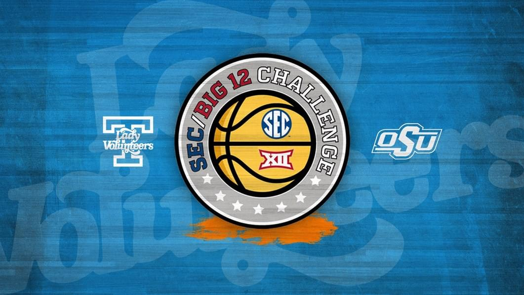 Lady Vol Hoops to Play at Oklahoma State in SEC/BIG 12 Challenge