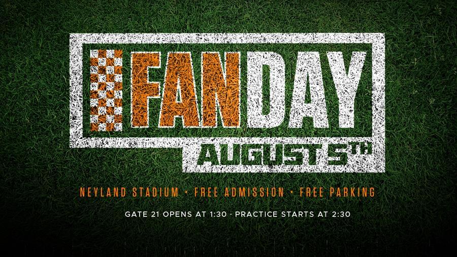 Vol Football Announces Time, Additional Details For Fan Day