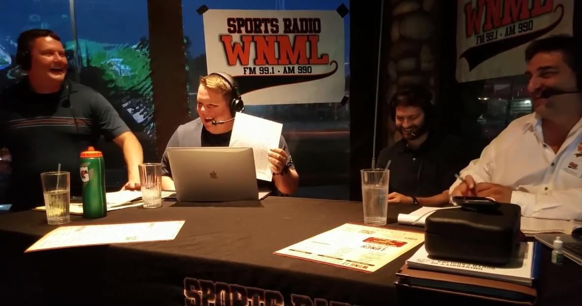 Video: The Sports Animal's College Football Season Preview Roundtable