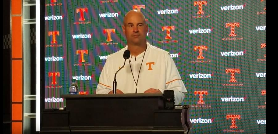 Video and Podcast: Pruitt continues to like RBs, nowhere where they need to be on OL