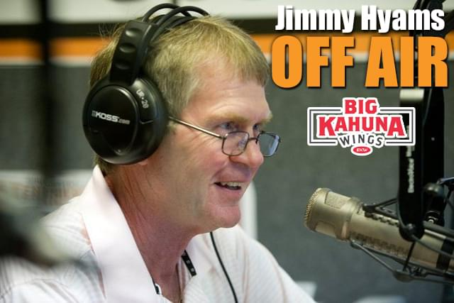 Jimmy's blog: UT staring at another 5-7 record unless line of scrimmage improves