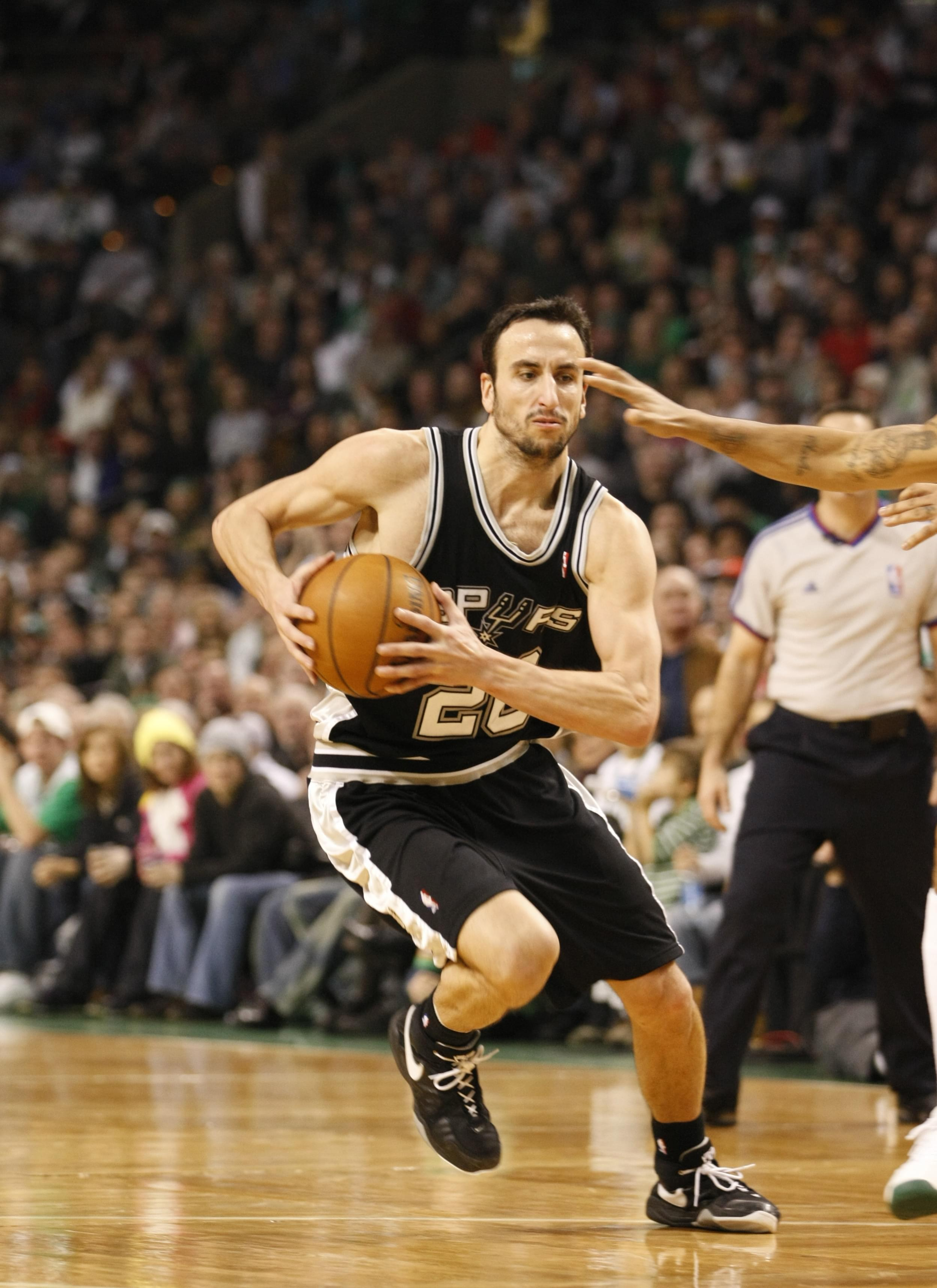 In the Paint: Manu Calls It Quits