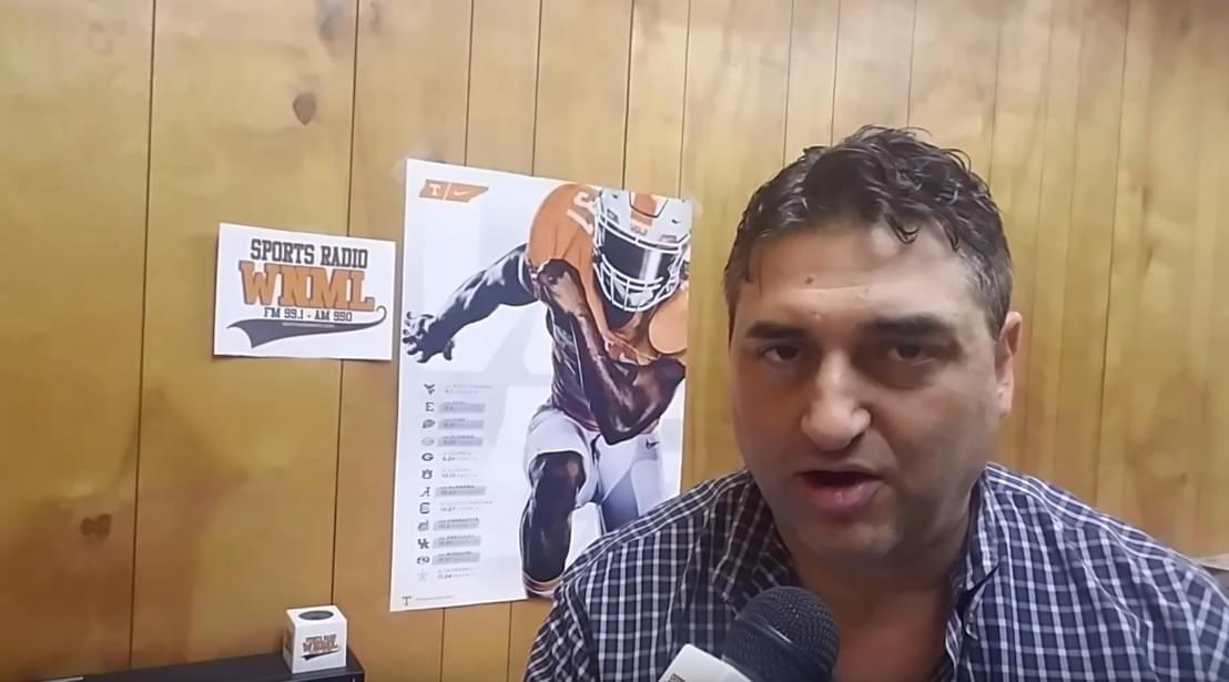 Video: Tennessee Football Opponent Preview – West Virginia