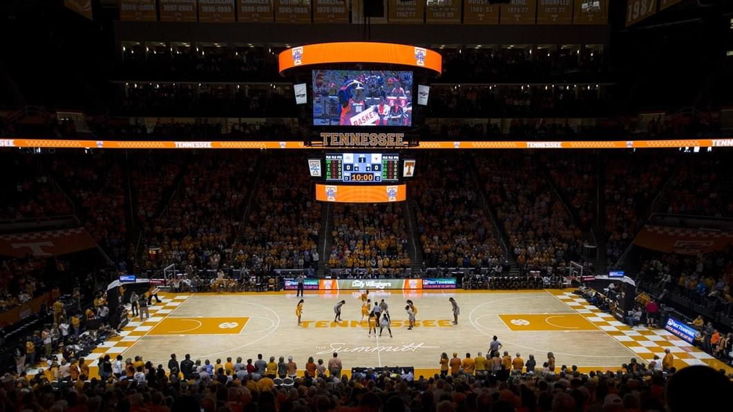 Lady Vols Hoops Announces Tip Times, TV Designations