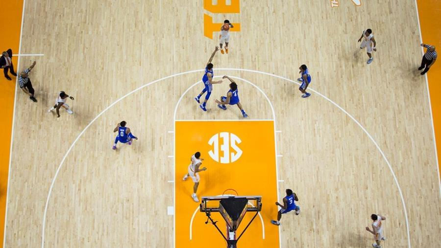 Tip Times Announced for SEC Men's Games